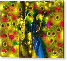 Sweet Melody Acrylic Print