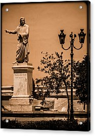 Athens, Greece - Swinger Acrylic Print