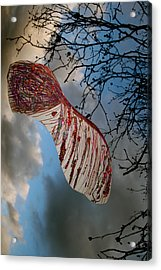 Sycamore More Acrylic Print by Jez C Self