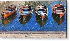 Symmetry Acrylic Print by Joana Kruse