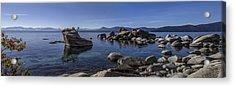 Tahoe Clarity Acrylic Print by Brad Scott