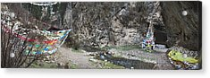 Taktsang Lhamo Path Acrylic Print by Phil Borges