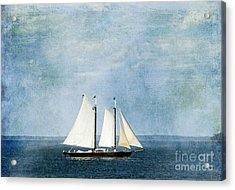 Acrylic Print featuring the photograph Tall Ship by Alana Ranney