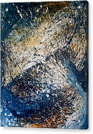 Tantric Sea Acrylic Print