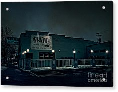 Tav On The Ave Acrylic Print