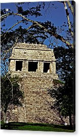 Temple Of The Count ... Acrylic Print by Juergen Weiss