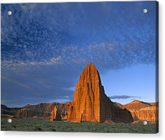 Temples Of The Sun And Moon Acrylic Print by Tim Fitzharris
