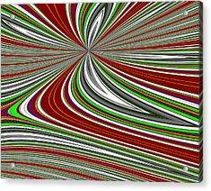 Terra No.3 Acrylic Print by Danny Lally
