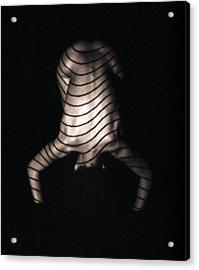 Terri Summer Sault Acrylic Print