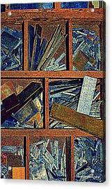textures III Acrylic Print