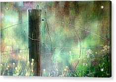 That Place Between Awake And Asleep Acrylic Print