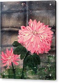 That's My Mum Acrylic Print