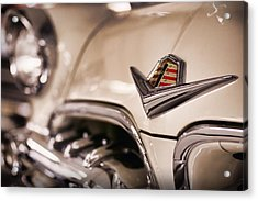 Acrylic Print featuring the photograph The 1955 Dodge La Femme by Gordon Dean II