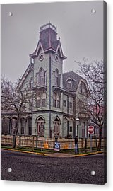 The Abbey Cape May Acrylic Print