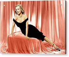 The Asphalt Jungle, Marilyn Monroe, 1950 Acrylic Print by Everett