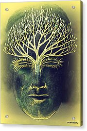 The Awakening Of The Self-awareness Equinox Acrylic Print