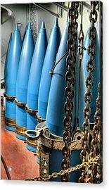 The Barbette Acrylic Print by JC Findley
