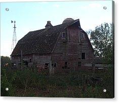 The Barn IIi Acrylic Print