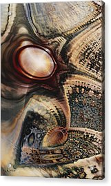 Acrylic Print featuring the digital art The Beacon by Kim Redd