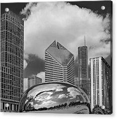 The Bean Chicago Illinois Acrylic Print