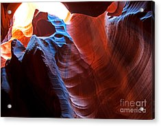 Acrylic Print featuring the photograph The Bear 2 by Bob and Nancy Kendrick