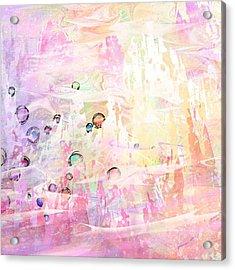 The Big Rock Candy Mountains Acrylic Print by Rachel Christine Nowicki