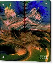 The Black Hole Acrylic Print