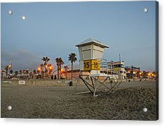 The Boardwalk Acrylic Print