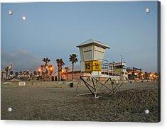 The Boardwalk Acrylic Print