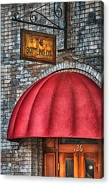 The Bottling Co. Acrylic Print