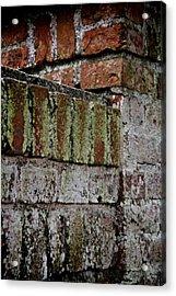 The Bricklayer's Art Acrylic Print