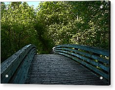 The Bridge Acrylic Print