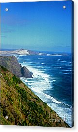 The Cape Acrylic Print