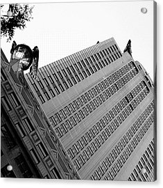 The Chrysler - New York Acrylic Print