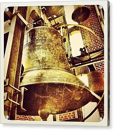 The Church Bells At 32 Meters Acrylic Print