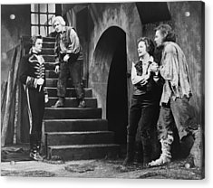 The Climactic Scene From Beethovens Acrylic Print by Everett
