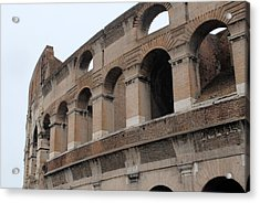 The Coliseum Acrylic Print by