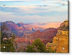 The Colors Of The Canyon Acrylic Print by Heidi Smith