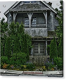 The Cottage Acrylic Print