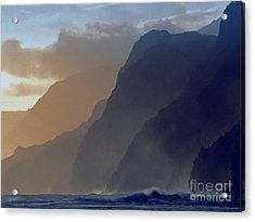 The Cove Acrylic Print