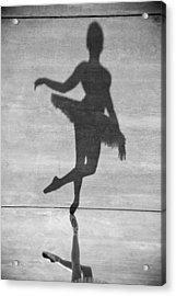 The Dancer Acrylic Print by Steven Gray