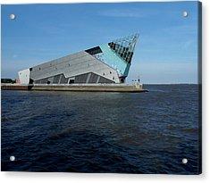 The Deep Hull Acrylic Print