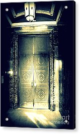 The Doorway Acrylic Print