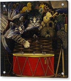 The Drum Acrylic Print