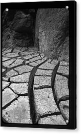 The Dry Season Acrylic Print