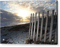The Dunes Acrylic Print