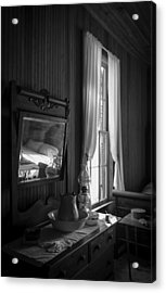 The Empty Bed Acrylic Print