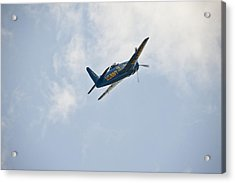The First Blue Angel Acrylic Print