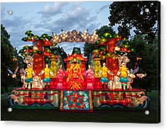 The First Emperor's Quest For Immortality Acrylic Print by Semmick Photo
