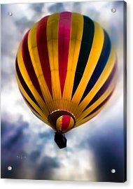 The Floating Dream Acrylic Print by Bob Orsillo